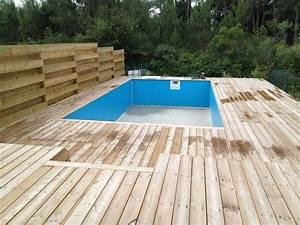 Prix Bois Terrasse Classe 4 : piscine bois classe 5 piscine hors sol bois ronde ~ Premium-room.com Idées de Décoration