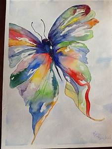 Watercolor Butterfly | Awesome artworks & watercolors ...