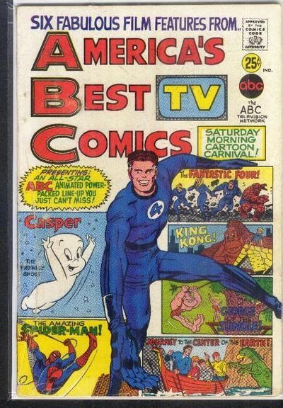 Jon's Random Acts of Geekery: Geek TV: The Fantastic Four ...