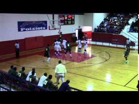 6'8 Victor Enoh Pf Greenforest Christian Academy '17 Youtube