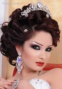 Maquillage De Mariage : maquillage de mariage marocain ~ Melissatoandfro.com Idées de Décoration