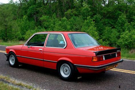 1976 Bmw 320i Coupe, Euro Car, Rhd, Alpina Options, Rare