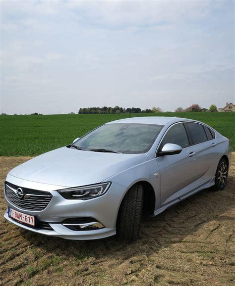 We Drove The New Opel Insignia Grand Sport