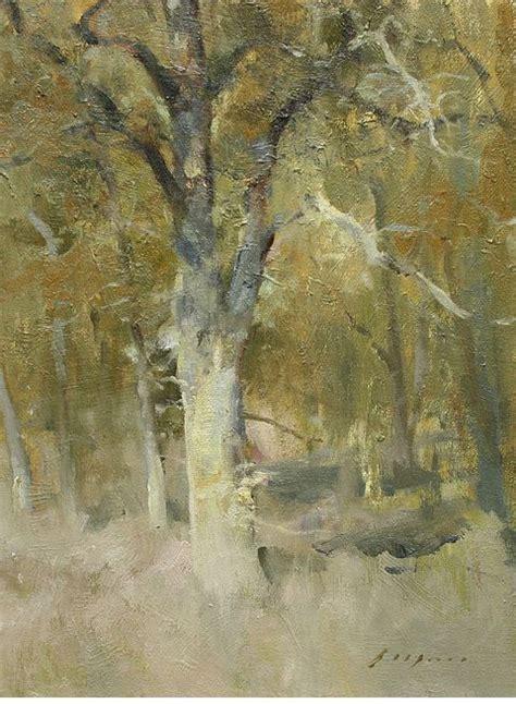 mark boedges   painting tree art landscape paintings