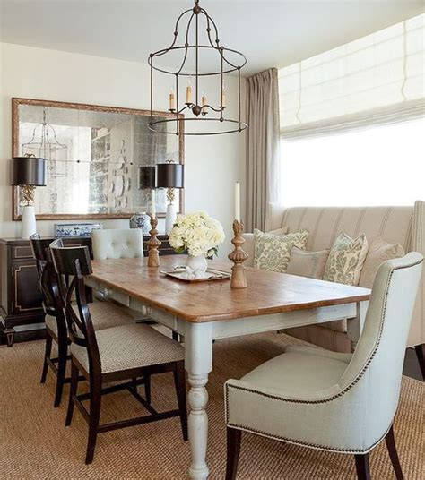 Settee Table by Settee Style Kitchen Ideas Farmhouse Dining Room Table
