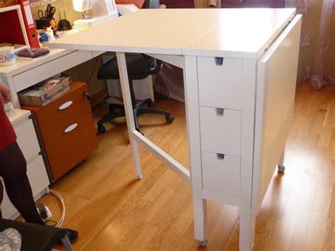 canapé lit pliable table de coupe ikea pliante norden ma maman la fée