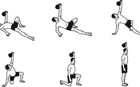 turkish exercise kettlebells
