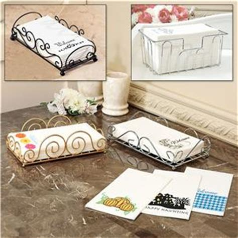 Ideas For Paper Towels For Guest Bathroom  Creative Home