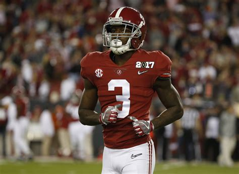 Alabama WR Calvin Ridley wants to race The Freeze, but ...