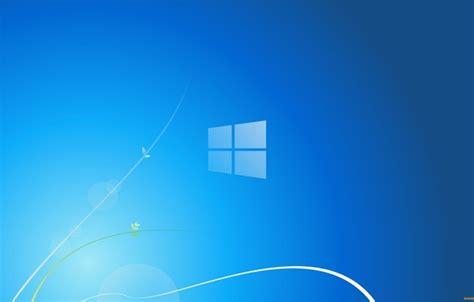 Обои синий, фон, Microsoft, Windows 8 картинки на рабочий