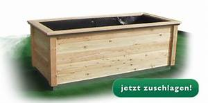 Hochbeet Selber Bauen Günstig : hochbeet aus holz selbst bauen f r garten oder balkon ~ A.2002-acura-tl-radio.info Haus und Dekorationen