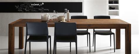 Sedie Moderne Per Tavolo In Legno Tavoli E Sedie Per Cucina Moderna Terredelgentile