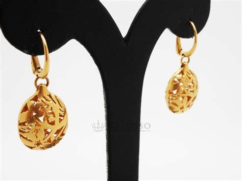 pomellato collezione orecchini pomellato collezione arabesque in oro rosa 18kt