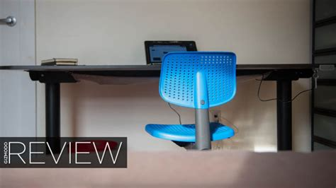 ikea motorized standing desk ikea sit stand desk review i can 39 t believe how much i