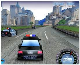 Police Car Games Online Free