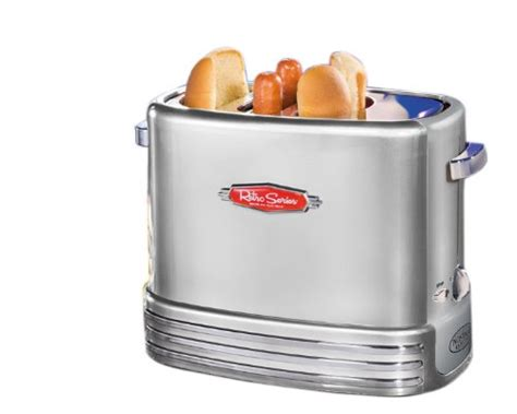 Nostalgia Electrics Platinum Series Hot Dog Toaster Best