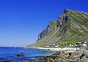 Elevation of Flakstad, Norway - MAPLOGS