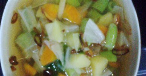 Sayur sop merupakan resep sayuran paling sehat saat ini. Sayur sop - 292 resep - Cookpad