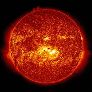 Huge Solar Flare Delays Private Rocket Launch to Space ...