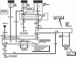 Continental  Need Wiring And Vacuum Diagram For A Ford  Lincoln