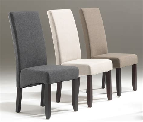 chaises de salle à manger chaise de salle a manger contemporaine id 233 es de d 233 coration int 233 rieure decor