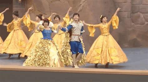 disney princesses   golden makeover  shanghai