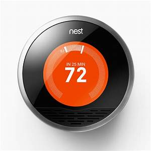 Nest - Learning Thermostat - The Green Head