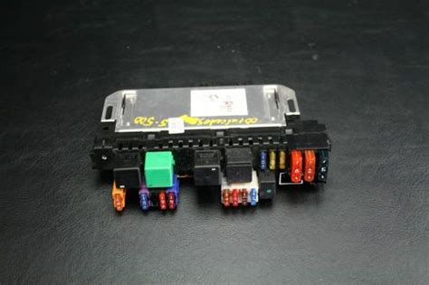 Mercede S430 Fuse Box by Buy 00 06 Mercedes W220 S500 S Class Sam Fuse Box Relay
