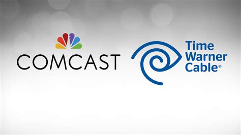 time warner cable  merge  comcast corporation