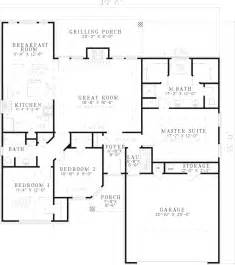 single story house plans hillsgate one story home plan 055d 0565 house plans and more