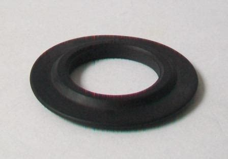 rubber washer seal for kitchen sink strainer plug
