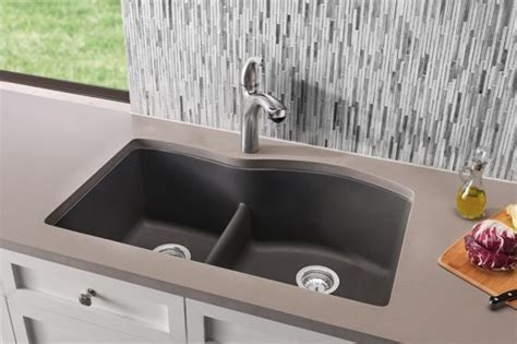 BLANCO Low Divide Kitchen Sinks   Blanco