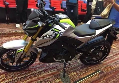Yamaha Mt 15 Picture by Yamaha Mt 15 Yamaha M Slaz Previewed In Thailand