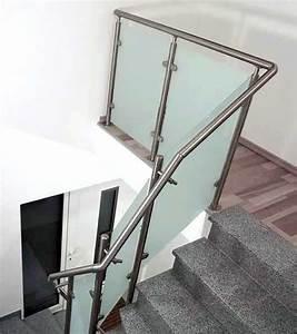 Treppengeländer Selber Bauen Innen : treppengel nder aus edelstahl f r innen und au en zum ~ Lizthompson.info Haus und Dekorationen