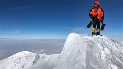 Summit Antarctica Mountain Highest Filming Studios