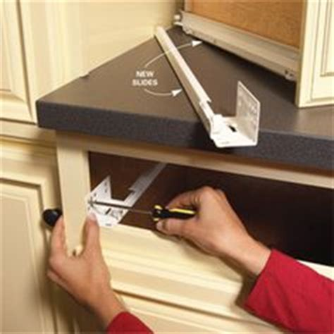 how to fix a cabinet door 1000 images about fix dresser drawers on pinterest