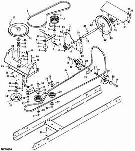 John Deere 850 Parts Diagram