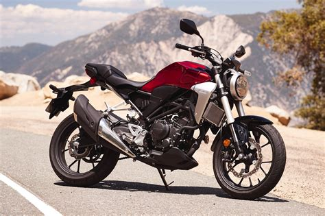 2019 Honda 300r by 2019 Honda Cb300r Review 11 Fast Facts