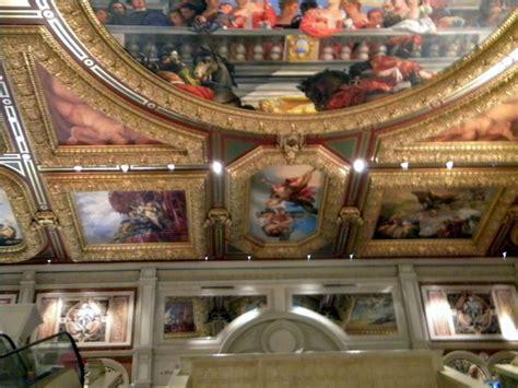 le plafond de la chapelle sixtine bienvenue 224 las vegas les 3 passions de bernadette