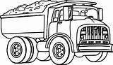 Coloring Dump Truck Transport Trucks Boys Printable Stuff Fun Construction Nice Sheets Paw Patrol Wecoloringpage Baseball Farm Mamvic Tipper sketch template