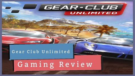 Gear Club by Gear Club Unlimited Nintendo Switch Test