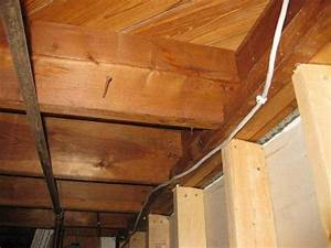 Potential deflection issue notched joists for Notching a floor joist