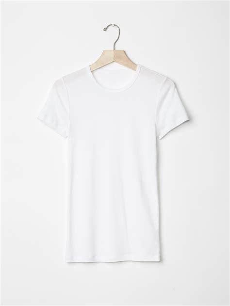 white tee shirt  shirt