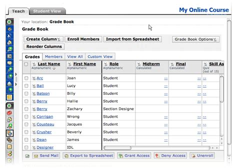 Ucf Help Desk Webcourses by Exporting Scores Obojobo