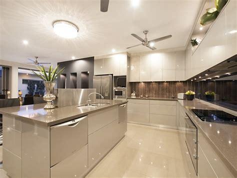 open cabinets kitchen modern open plan kitchen design using tiles kitchen 1199