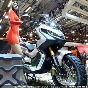 Honda 2017 Motos : nouveaut s le concept honda city adventure com est ~ Melissatoandfro.com Idées de Décoration
