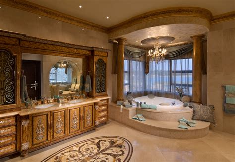 A Lavish Mega Mansion In South Africa