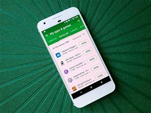 How to download, update, and manage apps from the Google ...