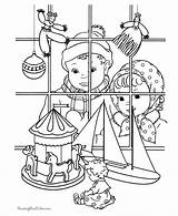 Toy Coloring Pages Colouring sketch template
