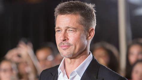 Is Brad Pitt Mesmerized By The 21-Year-Old Fabulous ...